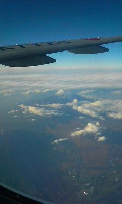 富士山こえて